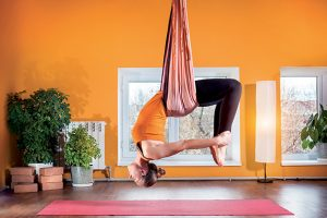 antigravity yoga Roma