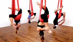 Antigravity yoga a Roma